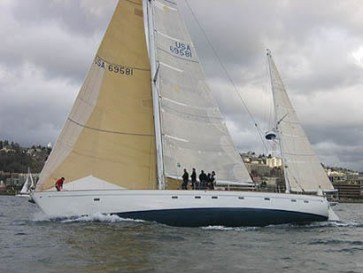 1967 Maxi Atalanta Sails On | Marsh's Maritime Media