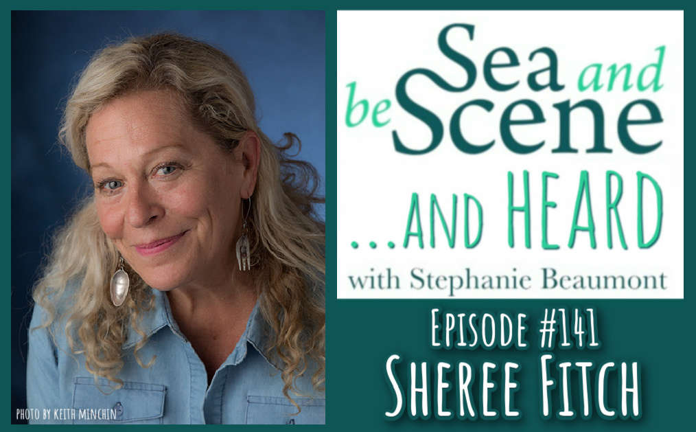 Sheree Fitch podcast
