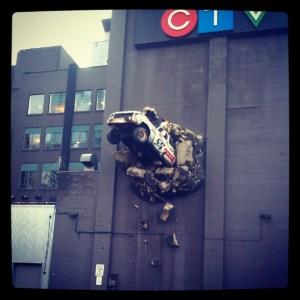 car CTV
