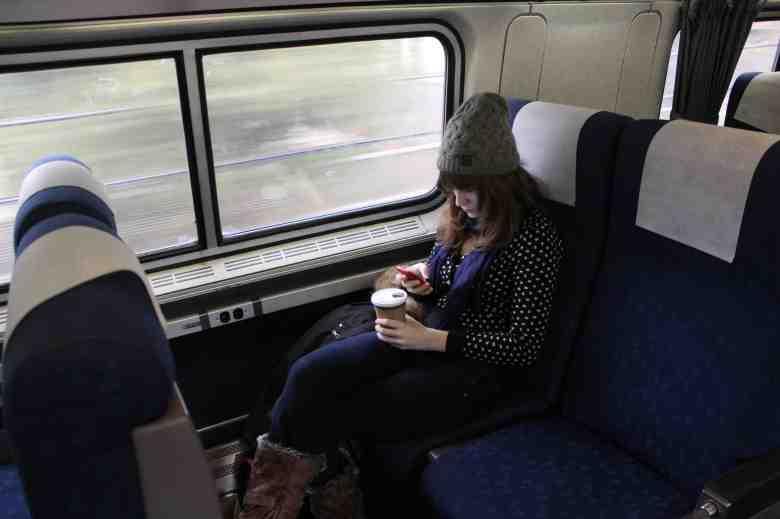 Train Toronto Niagara