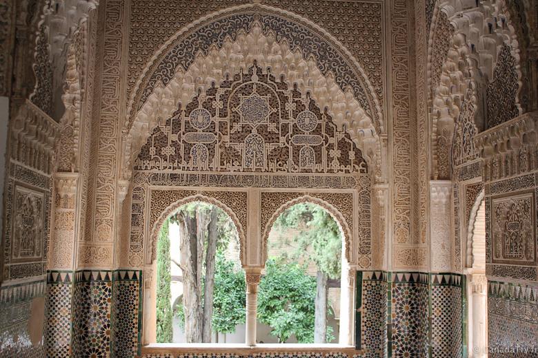 road trip en andalousie visite de l 39 alhambra de grenade. Black Bedroom Furniture Sets. Home Design Ideas