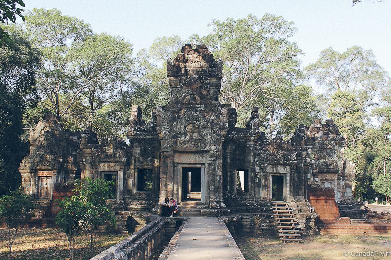 ta phrom angkor_