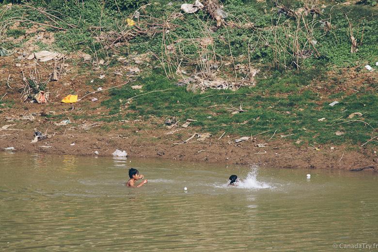 sangker river battambang