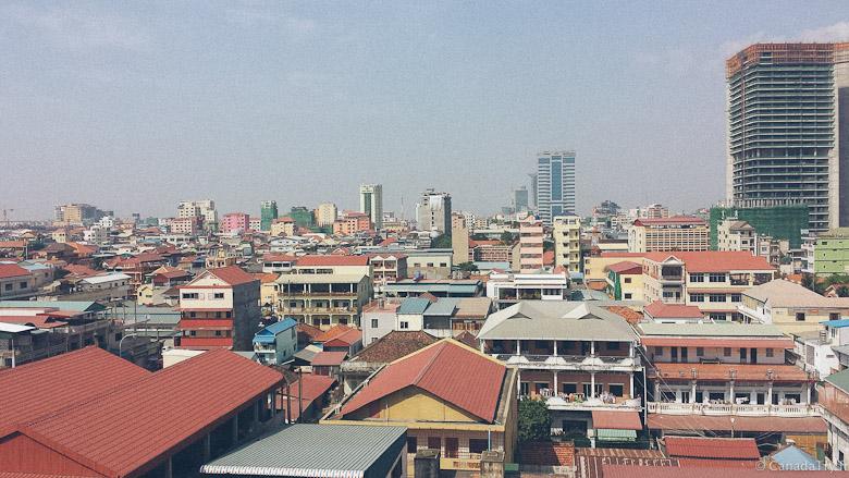 rooftop phnom penh
