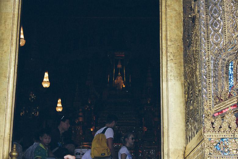 bouddha d'emeraude alais roayl bangkok