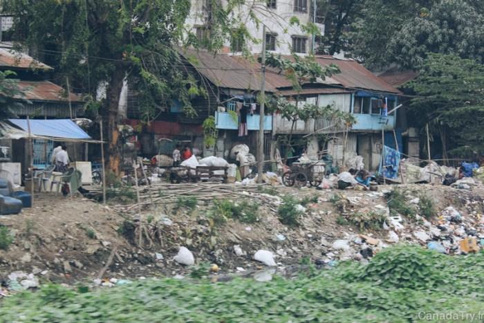 pollution birmanie