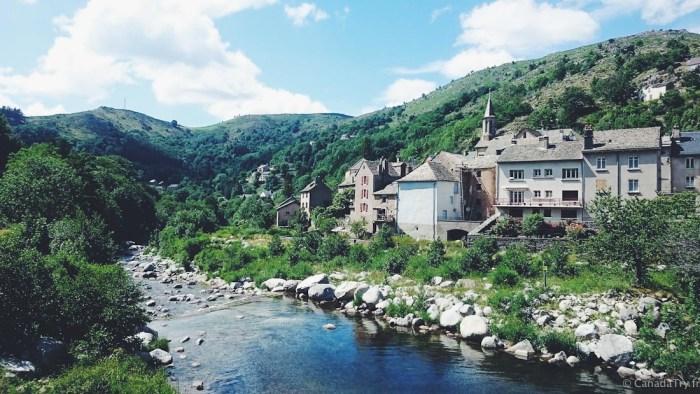 village du pont de mont-vert cevennes