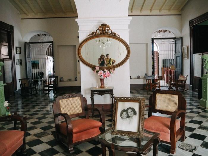 hébergement casa particular trinidad