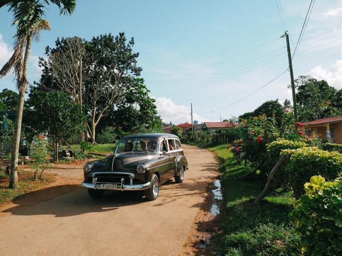 vielle voiture américaine cuba
