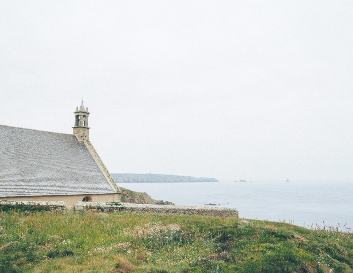 Eglise de la pointe du Van, Finistère