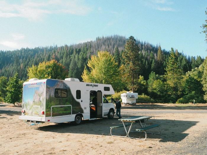 road-trip camping-car Californie