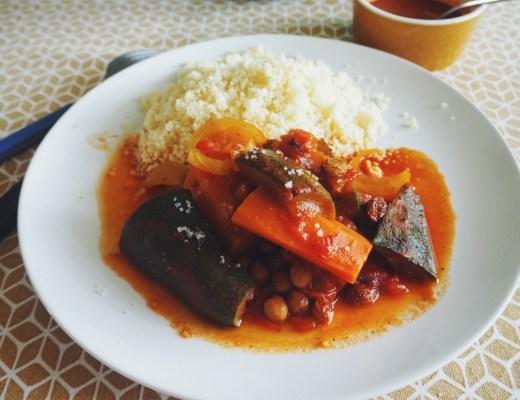 recette couscous végétarien vegan