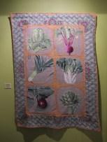 vegetable quilt
