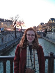 me by the seine