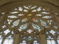 chapel at chateau de vincennes