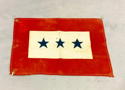 Blue Star Mother Flag
