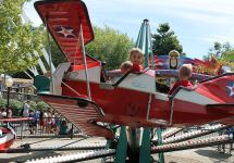 Amusement Park Ride Height Requirements