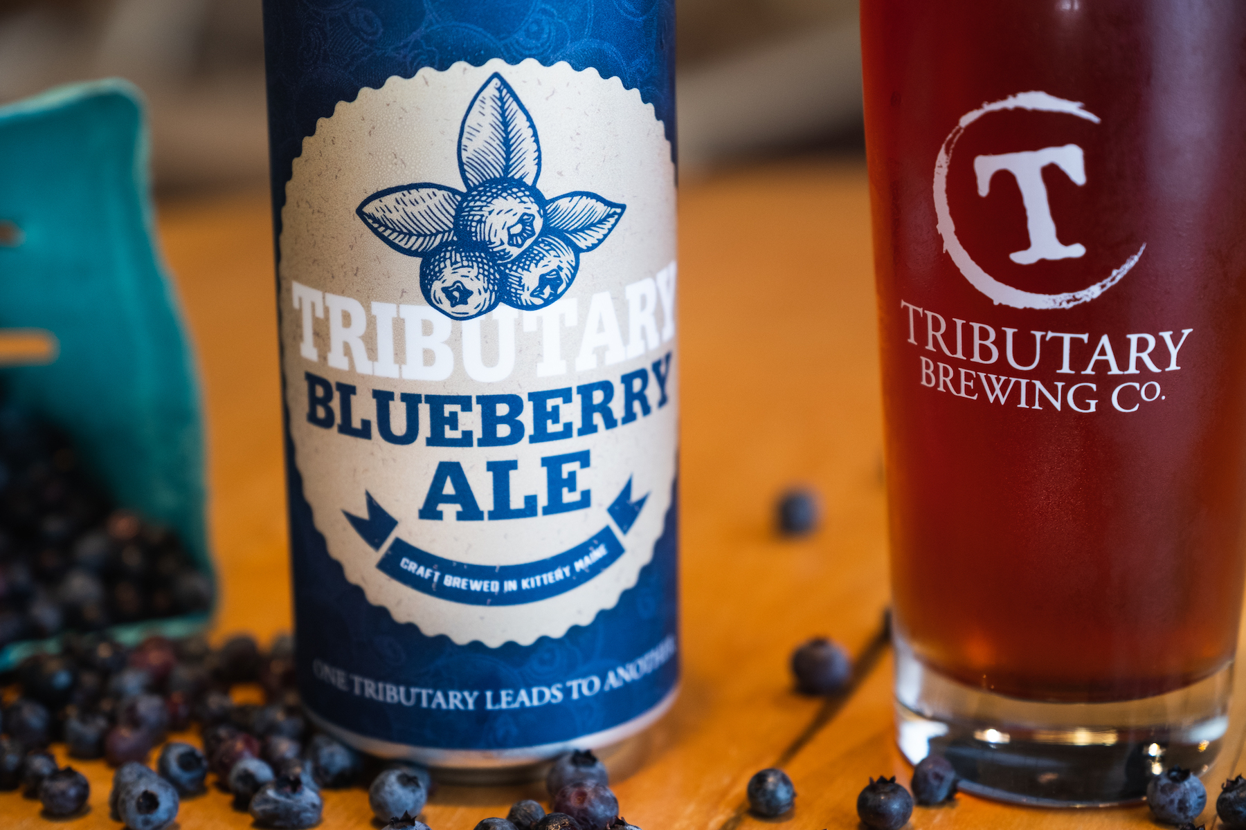 Tributary Brewing Company Kittery Maine