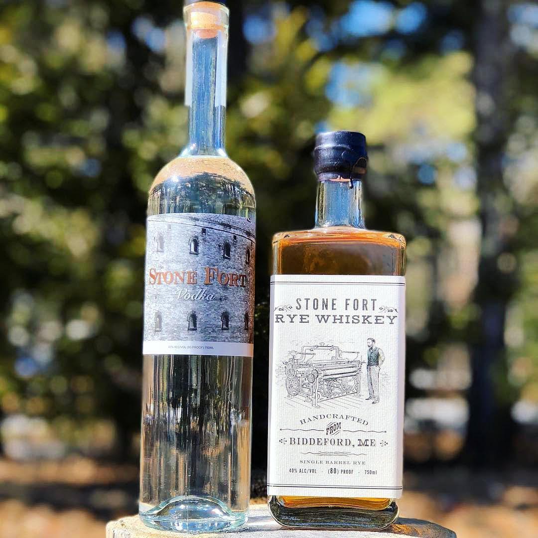 Stonefort Distillery Biddeford Maine