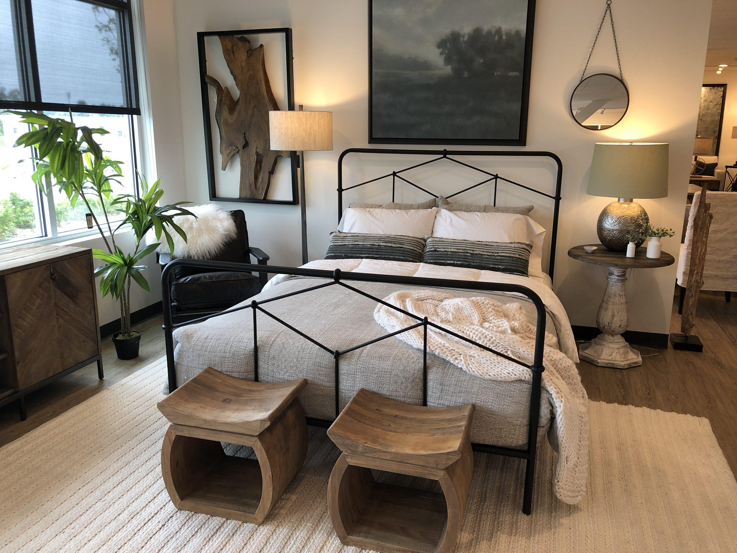 Home Design Bedroom Interior