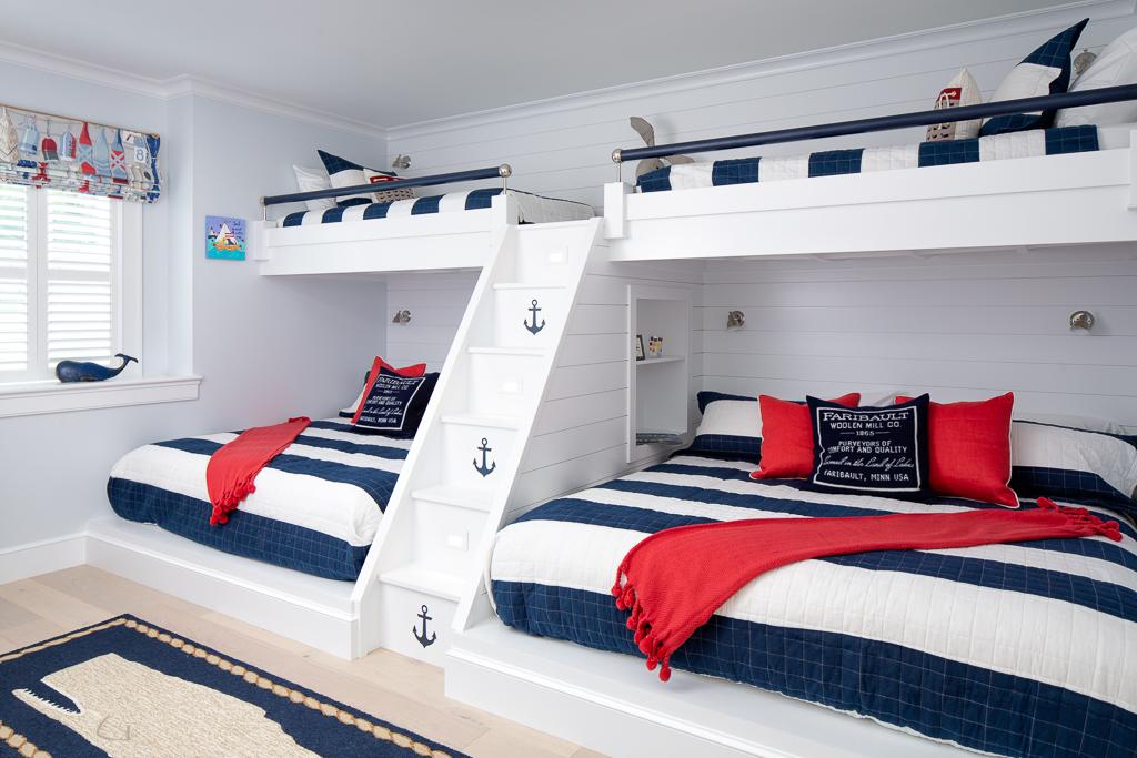 Hurlbutt Designs Bedroom Interior