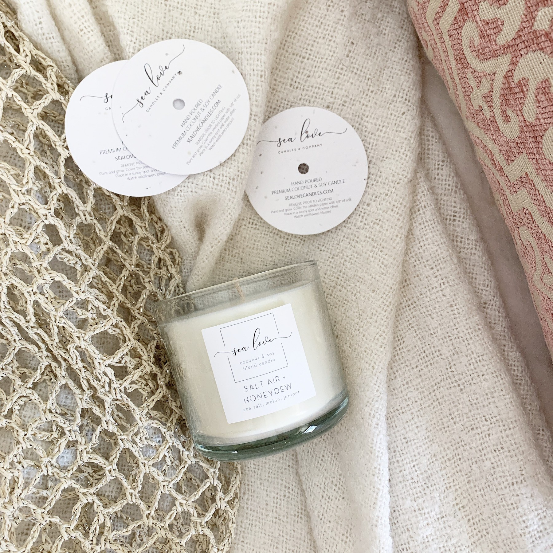 Sea Love Candles Kennebunk Maine