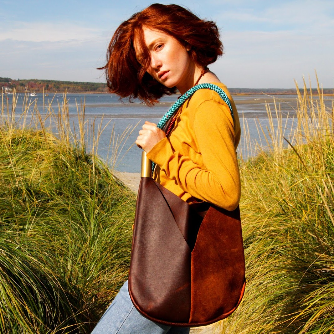 Wildwood Oyster Co. handbag Maine