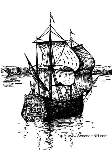 The Mayflower of NH
