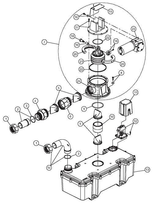 De reis met de auto: J series vacuum generator kit