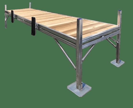 L4 Aluminum Docking System