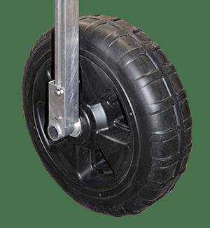 Poly Wheel for L4 Aluminum Dock