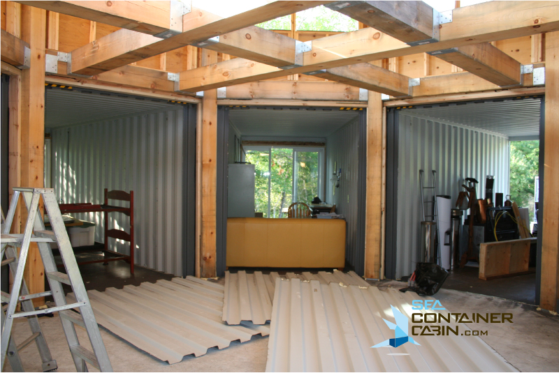 Sea Container Conversion Kits