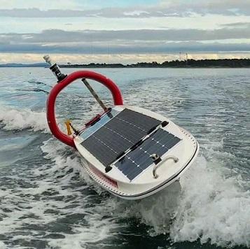 robot police Open Ocean Robotics