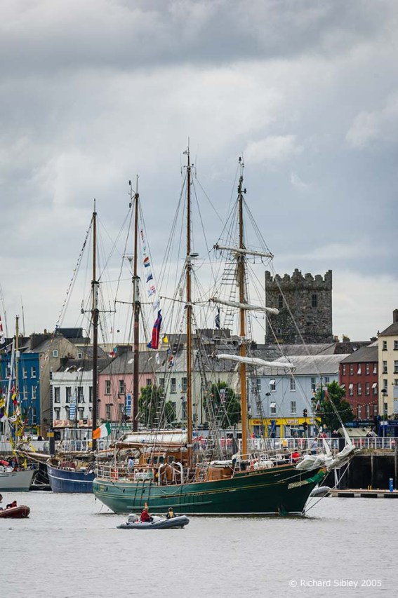 Tall Ships Race Waterford 2005