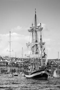 Pelican of London, Tall Ships,Funchal 500, Falmouth,
