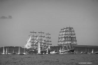 MIR,Sedov,Tall Ships,Funchal 500, Falmouth,