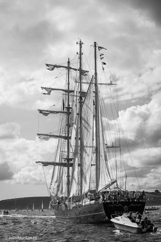Kaliakra,Tall Ships,Funchal 500, Falmouth,
