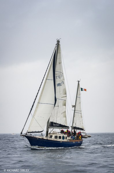 Irish Ketch 'Celtic Mist'