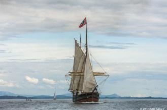 Norwegian Ketch Svanhild