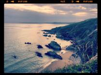 Whitsand from the cliff