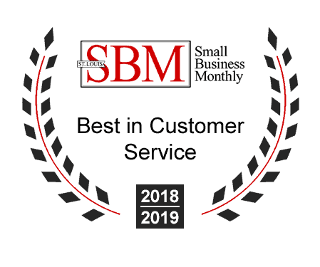 Small Business Monthly Best in Customer Service 2018-2019