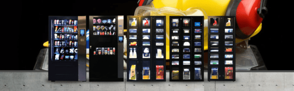 Seaga's industrial vending Inventory control solutions provides point-of-use access to the equipment and tools employees need.