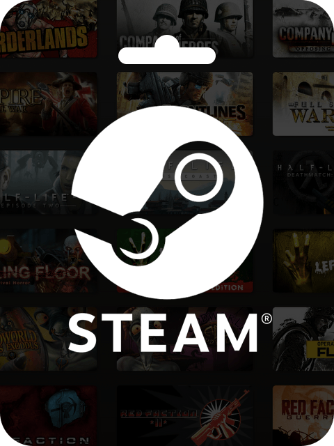 Isi Steam Wallet Murah : steam, wallet, murah, STEAM, Wallet, Codes, (Malaysia), Instant, Delivery, SEAGM