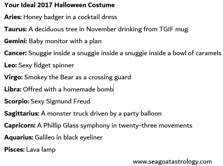 2017 halloween costumes
