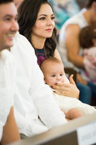 Andrés' Woodland Baptism photographed by SA | Sue-Ellen Aguirre Photography