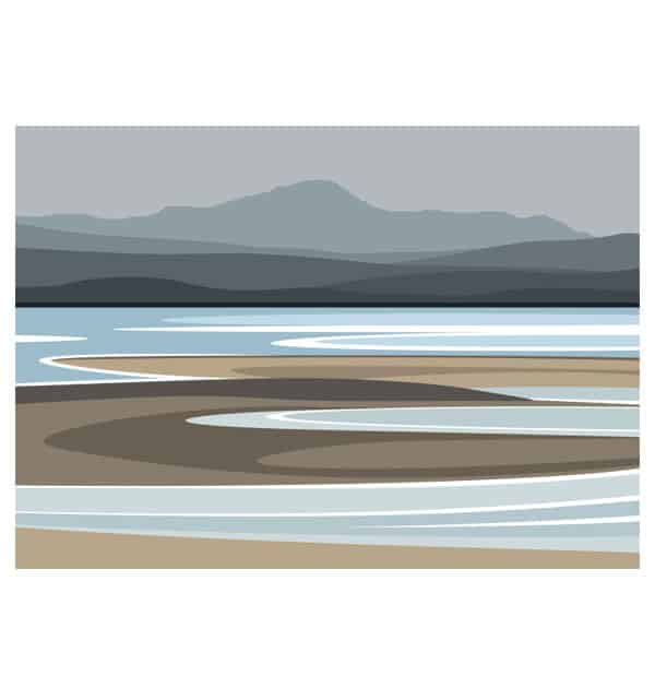 Across the Solway Firth - Landscape