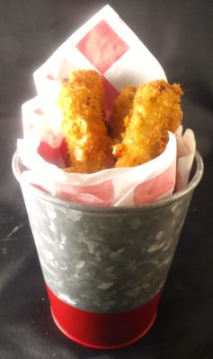Mozzarella Cheese Sticks- The Seagulls Treasure