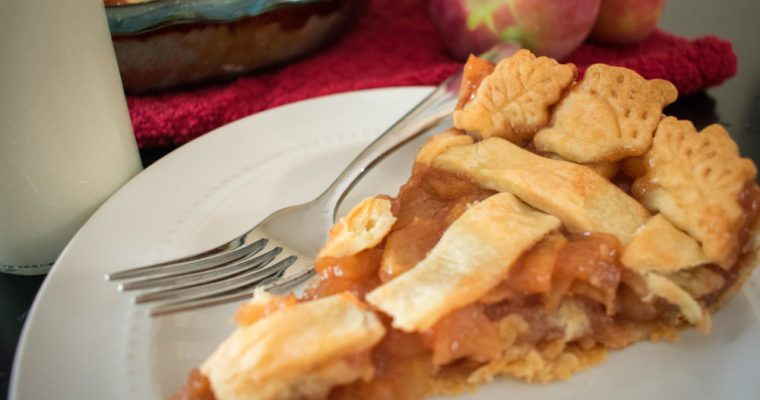 The Perfect Apple Pie Recipe