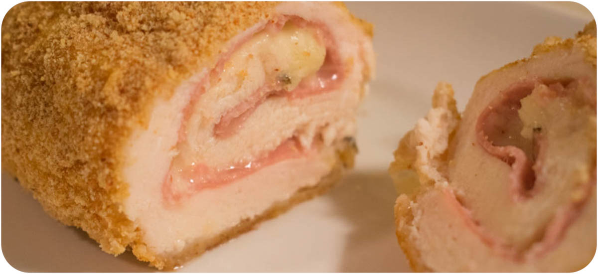 Sophisticated (And Simple!) Chicken Cordon Bleu