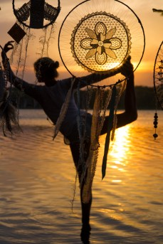 Sea Gypsy Dream Catchers and Lois Delaney